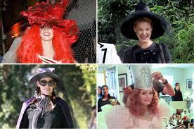 jessica alba heidi klum u0026 more celebrities in witch costumes photos