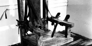la chaise electrique peine de mort certains etats américains réinstaurent de vieilles