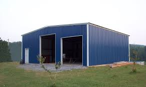 Prefab Metal Barns Steel Buildings Building Garage Kits Prefab Metal Garages Uber