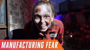 halloween haunted house attractions why going to a haunted house can actually feel good the verge