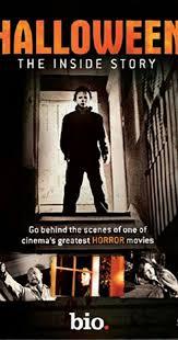 halloween the inside story tv movie 2010 imdb