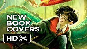harry potter book covers 2014 hd
