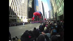 macy s thanksgiving day parade 2013 timelapse by seefew
