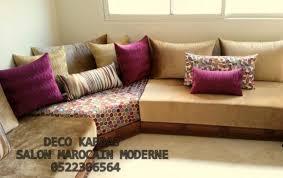 tissu pour canapé marocain salon marocain deco salons marocains salon et