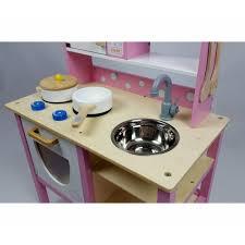 Play Kitchen Sink by Butternut Wooden Kids Play Kitchen Set U0026 Pans