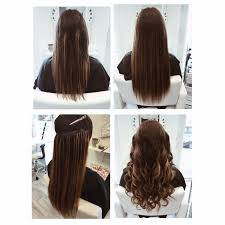 22 inch hair extensions before and after micro ring hair extensions by forever gorgeous breathe happiness
