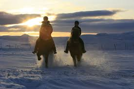 northern lights and winter rides in iceland far and
