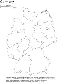 germany printable blank maps outline maps u2022 royalty free
