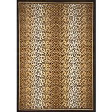 Leopard Area Rugs Walmart 27 Best Leopard Print Area Rug Images On Pinterest Area Rugs