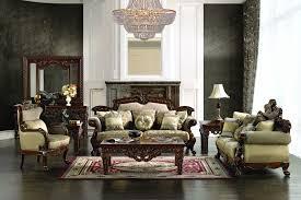 hd 296 homey design traditional sofa set living room by room