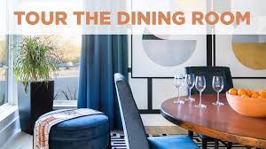 dining room tour video hgtv
