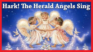 hark the herald angels sing christmas songs and carols for kids