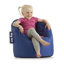 Big Joe Bean Bag Lounger Chairs Jules Junior Desk Chair Pinksilver Color Ikea With Comfort