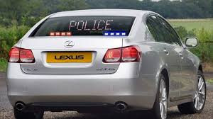lexus car 2006 lexus gs 450h unmarked police cars uk motor1 com photos