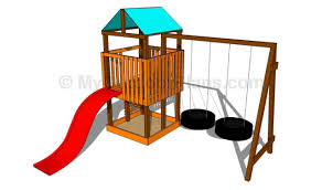 How To Build A Wooden Playset 34 Free Diy Swing Set Plans For Your Kids U0027 Fun Backyard Play Area