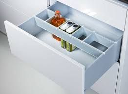 Kitchen Drawer Inserts Poggenpohl U0027s Extensive Range Of Inserts For Drawers And Pull Out