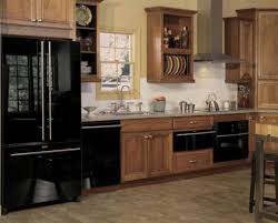Kitchen Cabinet Stainless Steel Kitchen Designed With Wooden Kitchen Cabinets And Stainless Steel