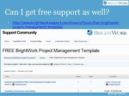 free sharepoint project management templates from brightwork and atid u2026