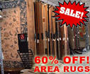 Blowout Sale on Area Rugs