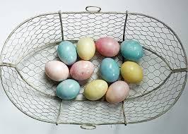 blue easter eggs how to make easter egg dye kitchen treaty