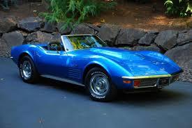 1972 corvette price 1972 corvette stingray convertible