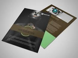 model photography flyer template mycreativeshop