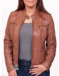 light brown leather jacket womens womens plus size leather jackets and coats uk lj