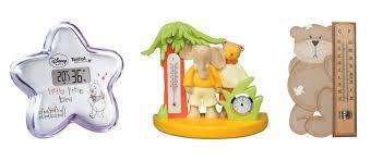 thermometre de chambre bébé charming thermometre hygrometre chambre bebe 4 une bonne nuit