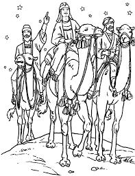 wise man coloring page biblical magi three kings