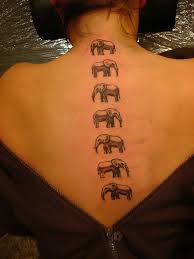 35 incredible elephant tattoo designs entertainmentmesh