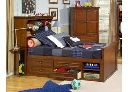 legacy classic kids american spirit bookcase bed