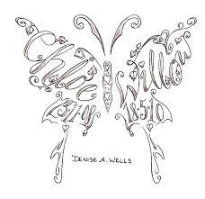 infinity symbol tattoos design and ideas
