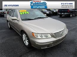 used hyundai azera for sale in bowling green ky edmunds