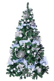 cool unique artificial christmas trees simple decoration frosty