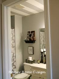 bathroom home design homey home design striped ceiling