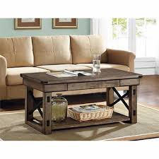 Rustic Coffee And End Tables Accent Tables Costco