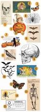 Free Printables For Halloween by Free Vintage Halloween Printables U2013