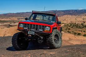 Jeep Bed Frame Jeep Comanche Full Of Custom Tricks