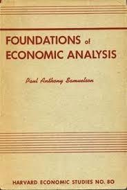 Foundations of Economic Analysis Wikipedia