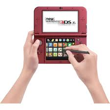 amazon black friday 3ds nintendo 3ds xl handheld red walmart com