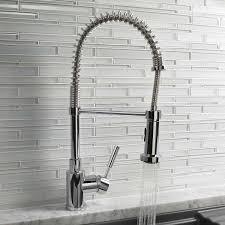 professional kitchen faucet blanco meridian semi professional kitchen faucet ahcshome