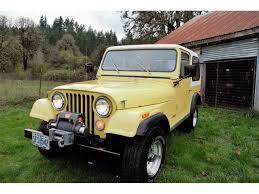 purple jeep cj 1976 jeep cj7 for sale classiccars com cc 916465