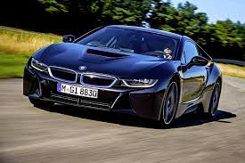 Bmw I8 911 Back - bmw i8 praised in car magazine test drive review