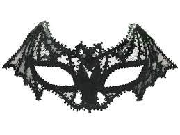 vampire bat plastic mask partynutters uk