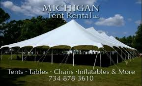 tent rental michigan home michigan tent rental