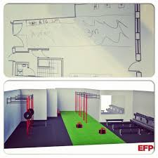 crossfit gym floor plan case study design u0026 fitout of sporting club london blk box fitness