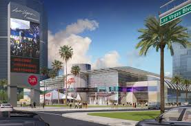 las vegas convention center to expand onto famous las vegas strip