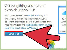 set up icloud account on pc how to use icloud wikihow