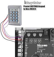 prastel easybka to nice mc824h wiring diagram