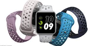 apple watch light blue nike s new day to night apple watch band collection is now on sale